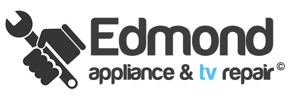 Edmond and OKC appliance and TV repair company logo